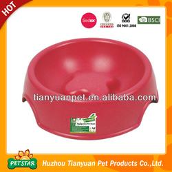 Plant Fiber Dog Bowl