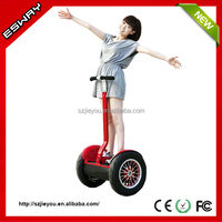 2014 best seller!Distinctive style electric chariot balance scooter think car,scooter engine 250cc
