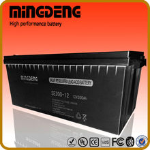 high quality 200ah 12 volts ups battery suppliers for home solar