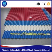 Tiles Roofing Color Corrugated Galvanized Steel Sheet Metal