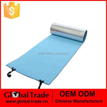 5mm Thick Exercise & Fitness Non-Slip Blue Yoga Mat Lose Weight Meditation Pad 450202