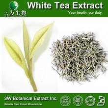 Food&Medical Cosmetic Grade White Tea Extract, Egcg White Tea, Tea Polyphenols Beauty