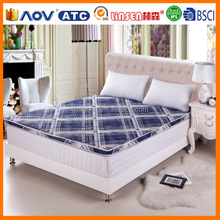 New Product Designs For Large Linsen Mattress Cover With Zipper
