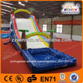 Enorme gigante inflável jumper, gigante ponte para adultos e crianças