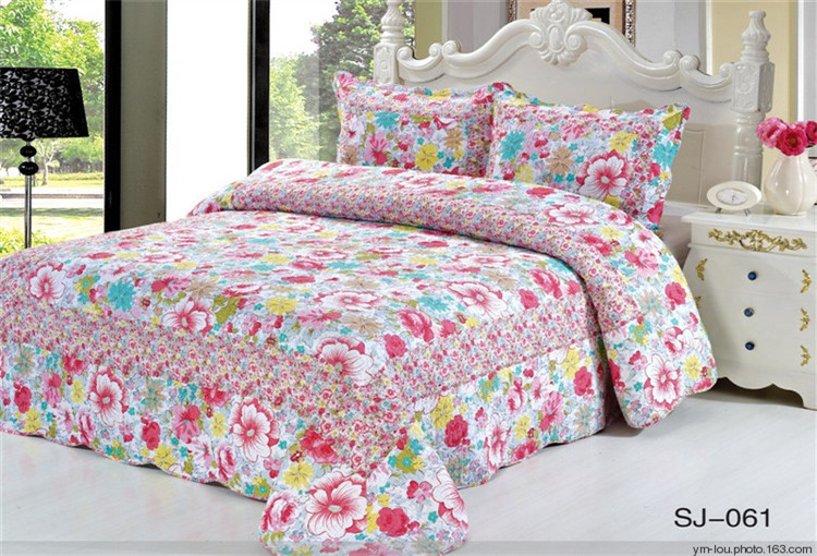 Printed Fashion Design Cotton Bed Sheets Designs In Pakistan