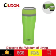steel drinking mug silicon lid