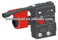 electric power tool safety switches