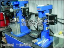 Fabricated with highest quality material Lab single flotation cell