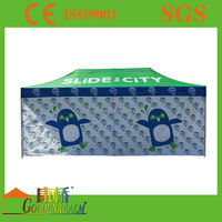 Eco-friendly 100% 600D canvas with pu coated tent fabric