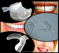 New Teeth Whitening Thermoplastic denture Boil and Bite Mouth Tray