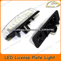 [H02022] LED Luz de la matrícula for Lexus ES GS IS LS RX Mitsubishi Colt Plus Grandis Toyota license plate light