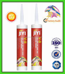 RAPID CURE STRONG ADHESION GLASS SILICONE SEALANT V-8
