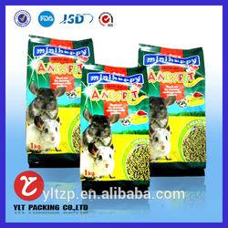 QingDao Supplier PET Food Packaging Bag
