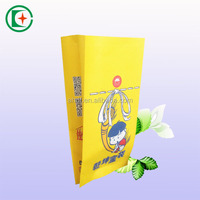 Reasonable price color printed white craft paper bags waste bags