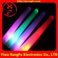 wholesale custom led glow sticks print logo for party&event