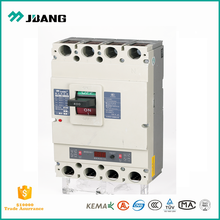 mccb earth leakage GTM2L-400S automatic reset over-voltage protection low voltage circuit breaker