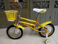 """12"""" bike/children lovely bicycle with plastic basket"""