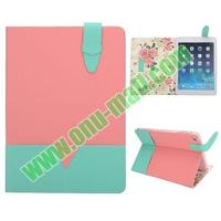 hot selling Oracle Bone Texture Wallet flip case for ipad air leather case
