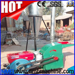made in China corn grits/meal milling machine