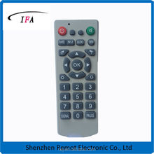 Big button / infrared DVB remote control