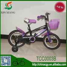 Steel Frame Material Baby Products / Unique Kids Bike / Child Cycling