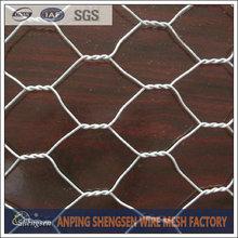 pvc coated / galvanized chicken coop hexagonal wire mesh
