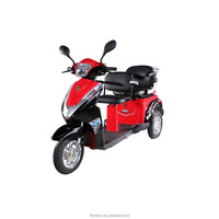100w 48v double seat passenger tricycle ,electric tricycle