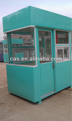 Stainless Steel Guard House