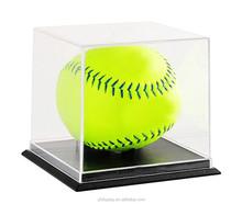 Hot Sell Acrylic Basketball and Golf Ball Box