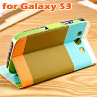 Impact Hybrid android wallet cell phone cases for Samsung galaxy S3