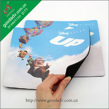 2014 made in China funny cute wonderful gaming eva mouse pad