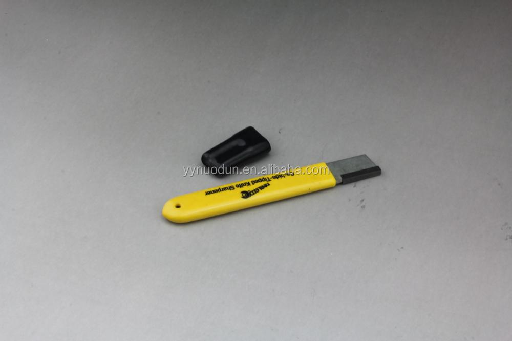 Protable Round Kitchen knife sharpener