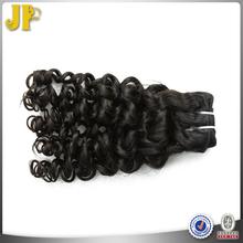 JP Hair Malaysian Hot Selling Beautiful Jerry Curl Virgin Human Hair 2015 Products