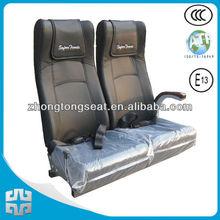 Automobile sièges / siège de passager pour bus de bus de siège en cuir / bus accoudoir