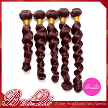 Fast Delivery sample brazilian hair 5a natural color color