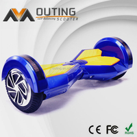 20-25KM Range Per Charge and 1-2 hours Charging Time self-balancing air wheel scooter two wheels