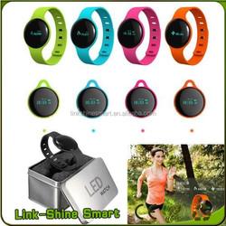 Hot Sales Bluetooth 4.0 H8 Bracelet Heart Rate Smart Wristband Sport Watch