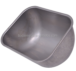 BC Hot Sale Feeding Trough For Cattle From Manufacture Wholesales Length 390mm