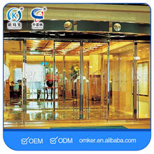 Elegant And Functional Residential Automatic Sliding Glass Door