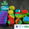 Best quality weed atomizer tools silicone weed jar and weed grinder
