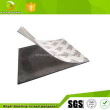 tab enclosed adhesive tape die cut with small dimension and custom shape
