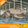 New display equipment museum indoor exhibition dinosaur skeleton model