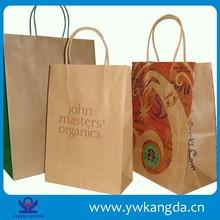 Cheap wholesale Brown kraft Paper Bag paper bag