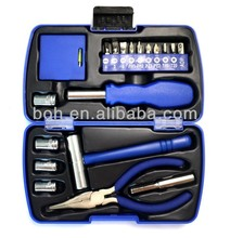 19pcs combination tool set mini promotion tool set