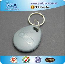 125kHz Plastic rfid keyfob/rfid keytag