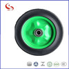 13 inch for hand trolley Solid rubber wheel for wheelbarrow WB3800