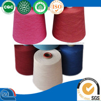 High quality 100% cotton dyed yarn 21s 32s