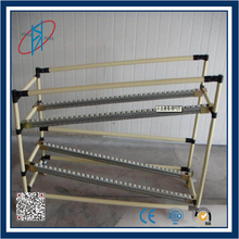 lean pipe manufacturing racks shelving