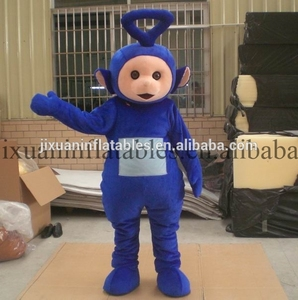 vendita adulti teletubbies costume