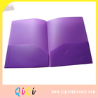 Tamanho carta relatório cover arquivo de plástico bolso pasta portfolio